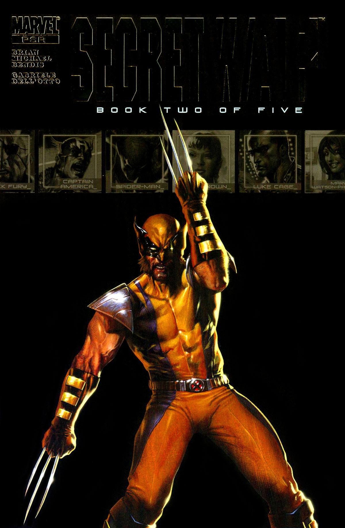 Комиксы Онлайн - Секретная Война - # 2 Книга вторая  - Страница №1 - Secret War - Secret War # 2